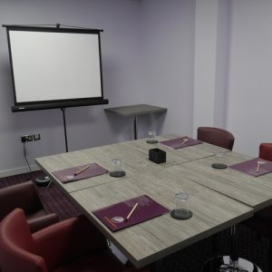 Light Bulb Meeting Room